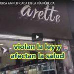 NEGOCIOS CON MÚSICA AMPLIFICADA EN LA VÍA PÚBLICA EN GUADALAJARA.